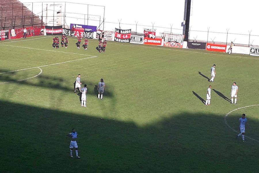 gimnasia de Jujuy Defensores de Belgrano