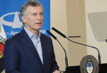 Mauricio Macri Página Central Jujuy