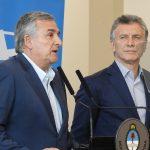 """Macri presidió la reinauguración del Aeropuerto """"Horacio Guzmán"""""""