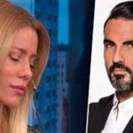 Fabián Cubero, tras la crisis de llanto de Nicole Neumann