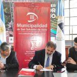 Convenio Municipio y Salud de la Nación: apostar a la protección social