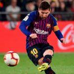 El top 10 que tiene como líder a Messi de los deportistas que más ganaron en el 2019