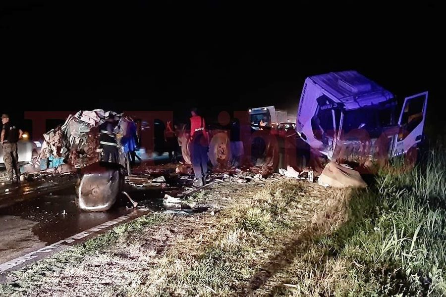 Tremendo accidente en cercanías de San Pedro: un muerto - Página Central Jujuy
