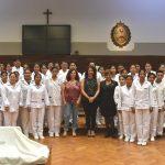 Estudiantes de enfermería visitaron la Legislatura