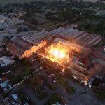 Cinco fallecidos en La Esperanza; el Gobierno decretó dos días de duelo