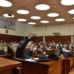 """La Legislatura repudió el """"golpe de estado"""" en Bolivia"""