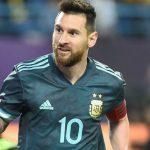 Argentina empató sobre la hora con Uruguay: 2 a 2