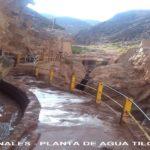 Intensa labor de Agua Potable para solucionar problemas del servicio
