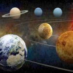 """Qué es la """"Gran brecha"""" del sistema solar (y qué nos dice sobre el origen de la vida en la Tierra)"""