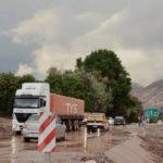 Fue normalizado el tránsito en la Quebrada de Humahuaca