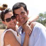 Juan Manuel Urtubey e Isabel Macedo se fueron a España