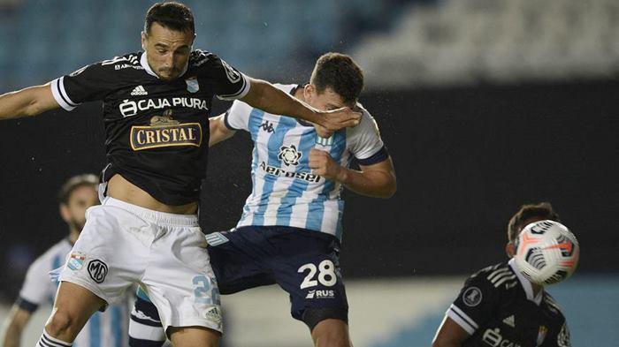 Por la Copa Libertadores, Rácing visita en Lima al Sporting Cristal -  Página Central Jujuy